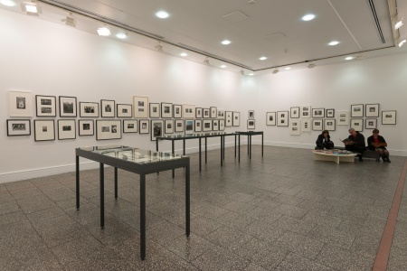 History in the Taking - Installation view in Gallery One