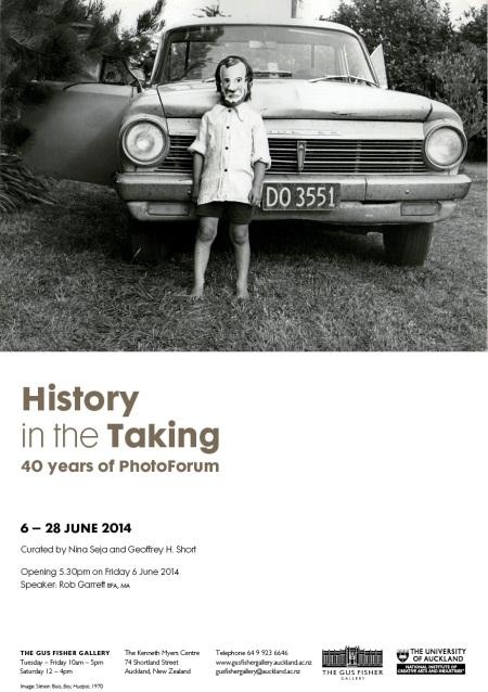 PhotoForum invite A5 a